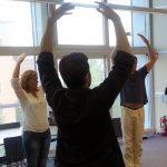 Učinki vadbe či gong